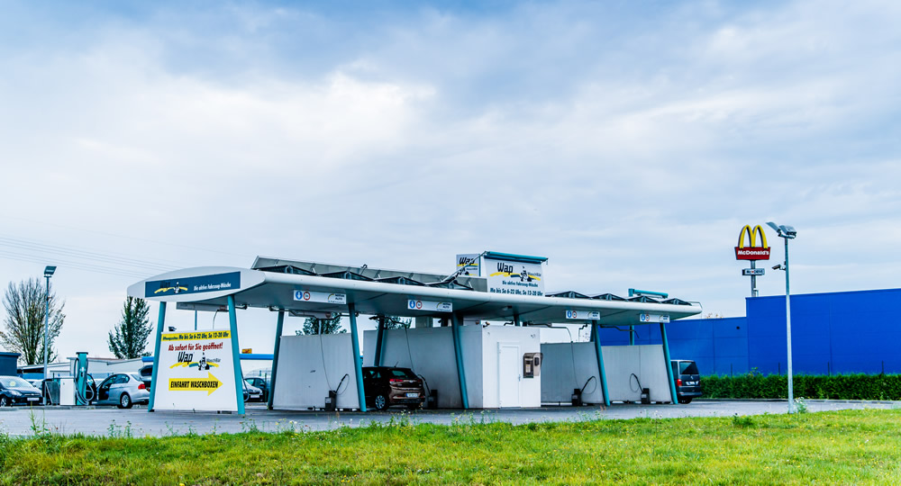 Autowaschpark Delitzsch