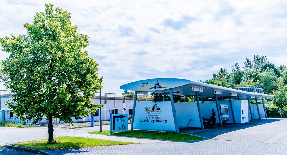 Autowaschpark Markkleeberg