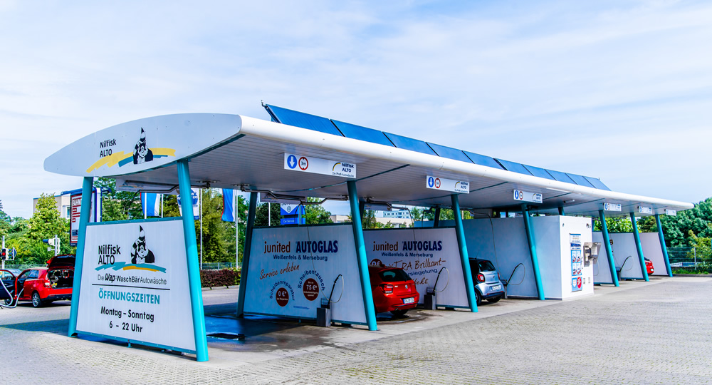 Autowaschpark Merseburg