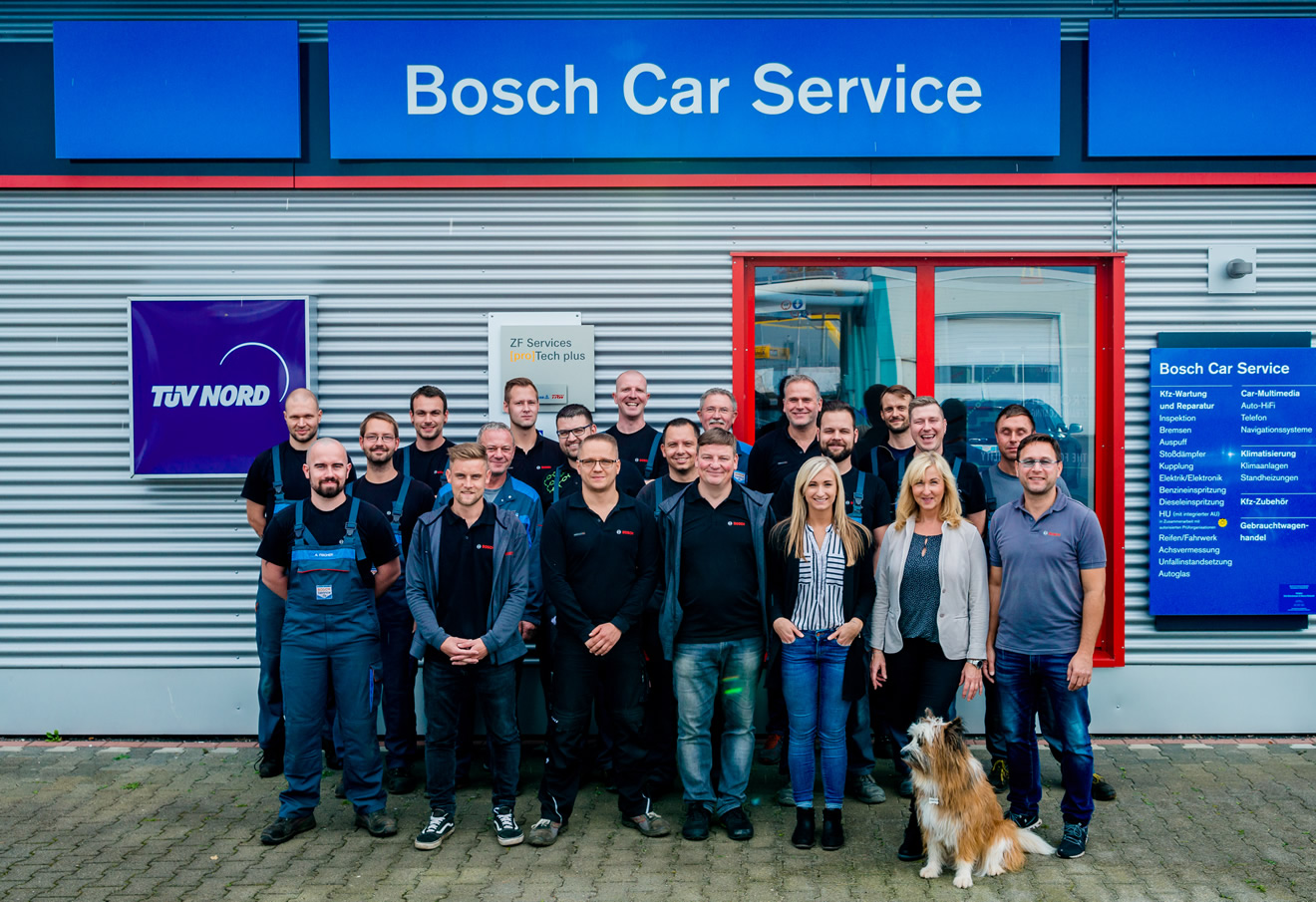 Bosch Kühlschrank Hotline : Team bosch car service schkeuditz
